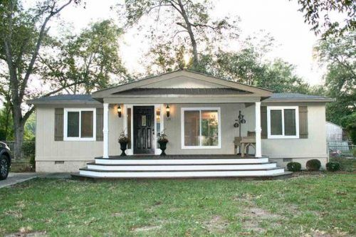 A Look At Buying A Mobile Home In Georgia Mobile Home Porch