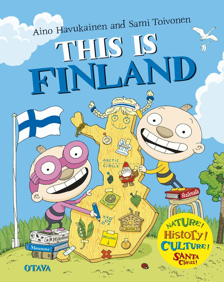 Title: This is Finland | Authors: Aino Havukainen and Sami Toivonen | Design: Aino Havukainen and Sami Toivonen