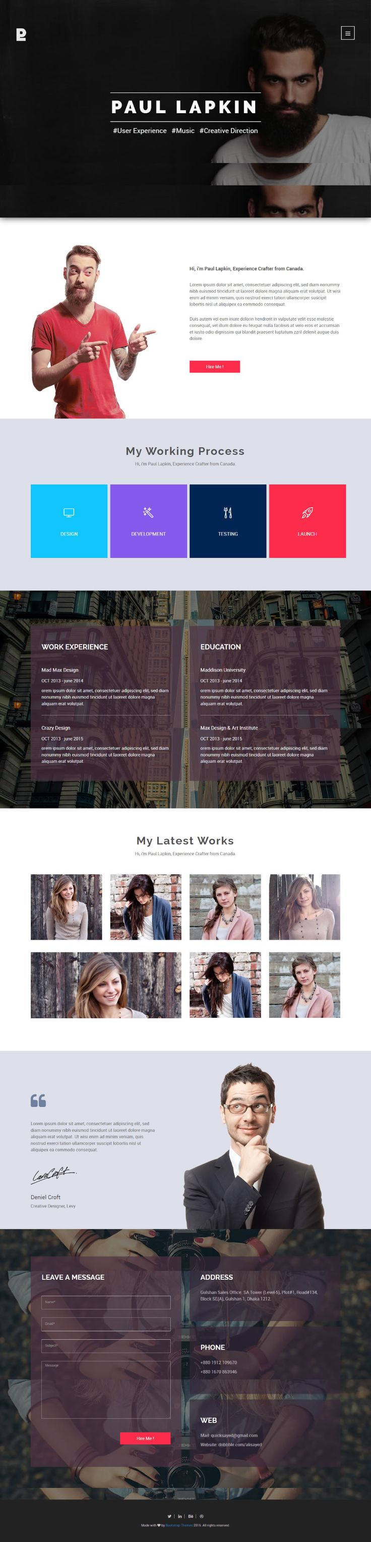 Best 25+ Free html templates ideas on Pinterest | Finger puppets ...