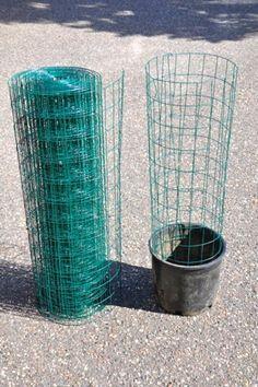 In die Erde eines Blumentopfes ein Plastikrohr setzen: eine geniale Idee um viel…