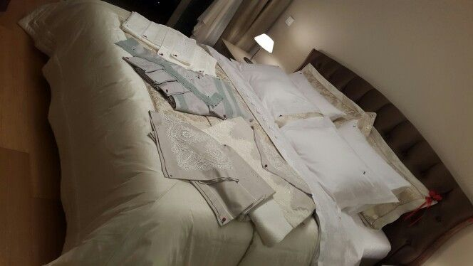 Bride bed
