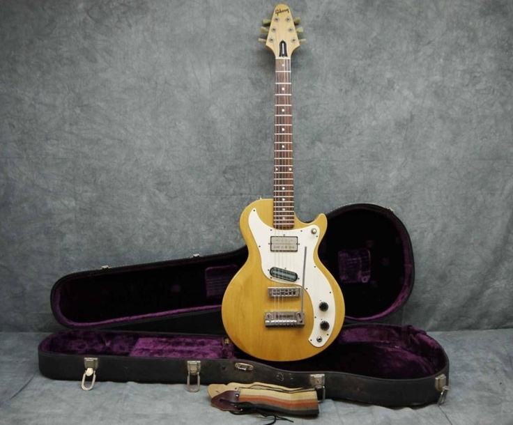 87 best guitars images on pinterest fender guitars guitars and 1970s gibson marauder electric guitar w case tremolo sciox Gallery