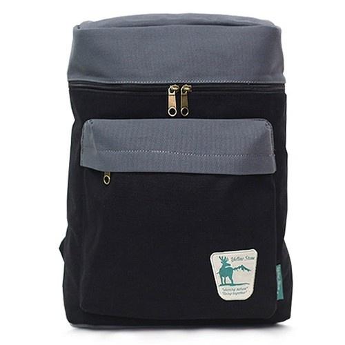 Rebeccaborsa Backpack Unisex Schoolbag Bookbag Canvas Rucksack Cushioning | eBay