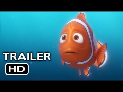 Finding Dory Official Trailer #1 (2016) Ellen DeGeneres Animated Movie HD - YouTube