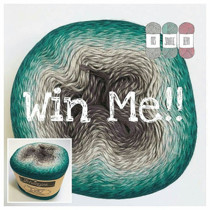 "#SnufflebeanGreen Reposting @snufflebeanyarn:  ... "" GIVEAWAY  . I'm feeling gifty! For no particular reason at all I'm giving one of you the chance to win a cake of Scheepjes Whirl in Green Tea Tipple! . All you have to do to enter is: 1. Follow @snufflebeanyarn 2. Like this photo 3. Repost this photo with the tag #SnufflebeanGreen . This competition is open WORLDWIDE! No postage costs payable by any winner I will cover them all. . This competition will close at 8pm BST on Friday 7th July…"