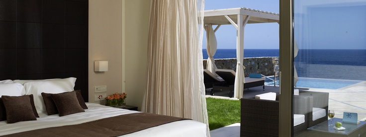 Royal Blue Resort & Spa in Rethymno Crete