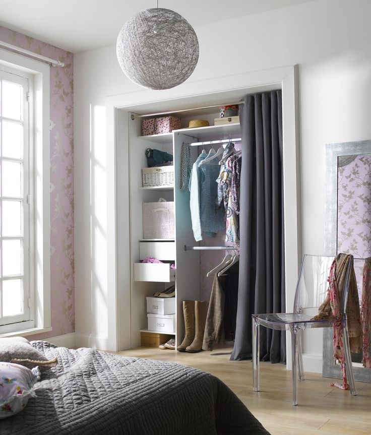 15 best images about rangement et dressing leroy merlin for Dressing chambre parents