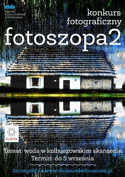 Konkurs fotograficzny w skansenie / Poster