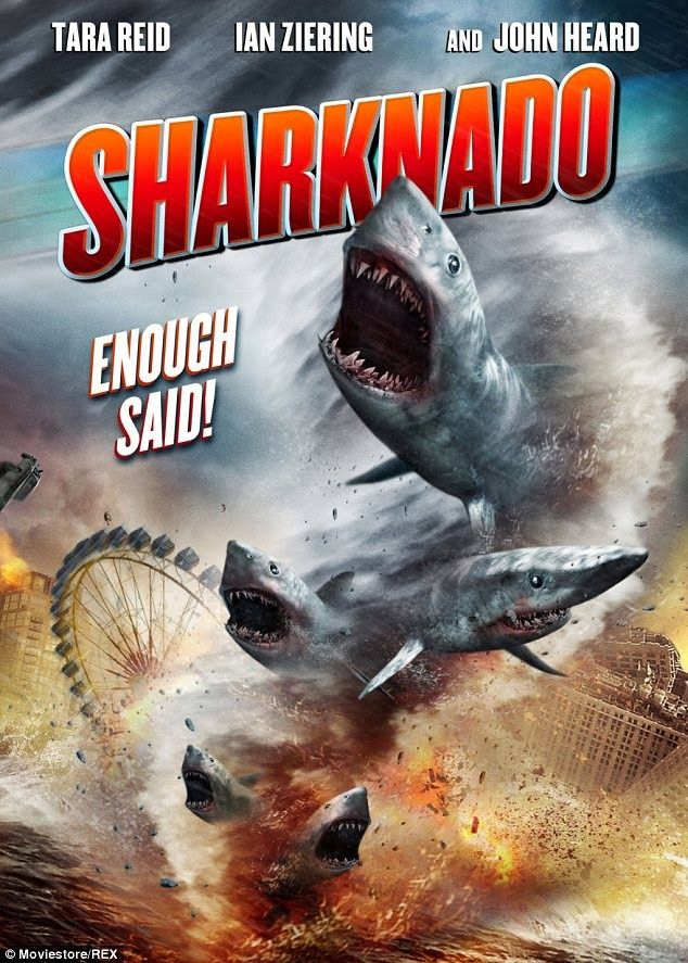 """Chatter Busy: """"Sharknado 2: The Second One"""" Reveals Cast Members"""
