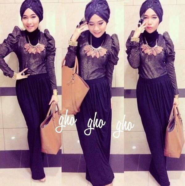 Pin By Rafina Risanti On Style Fasihon Hijab Pinterest Style