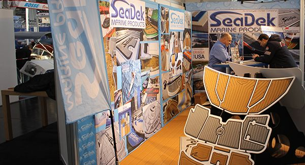 SeaDek at Boot Düsseldorf 2017 | SeaDek Marine Products Blog – Swim Platform Pads
