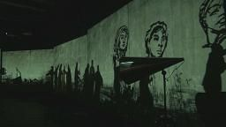 'Thick Time' a new William Kentridge exhibition at Denmark's Louisiana Museum of Modern Art
