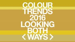 Dulux Colours of the Year for 2016