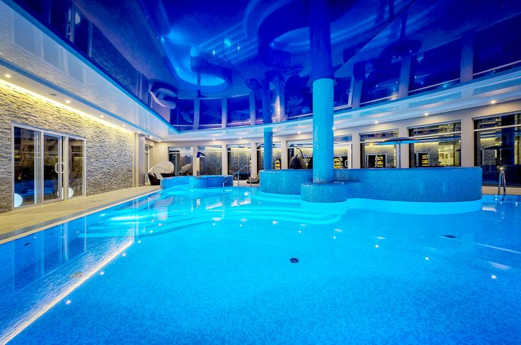 Indoor poll #spa #hotel #wellness #relax #pool