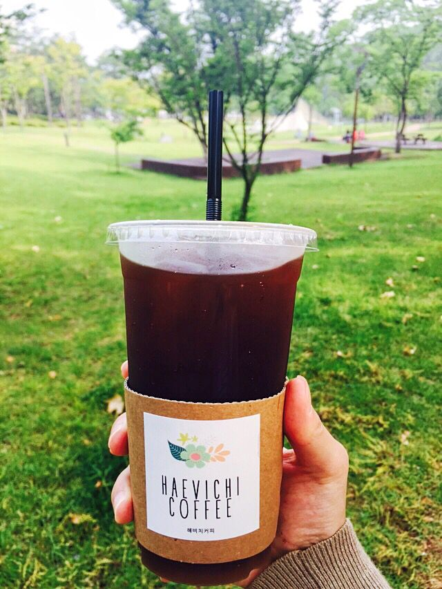 Coffee & Peace in Central Park    / May 26, 2016 / #Korea #Daegu #한국 #대구 #KNU #경북대학교 #Centralpark #센트럴파크 #커피 #americano #아메리카노