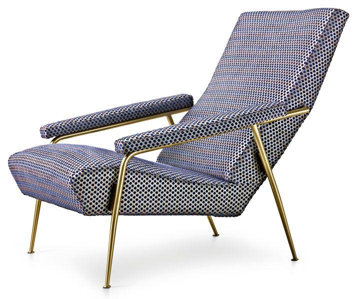 Vivere Alla Gio Ponti : Vivere alla ponti living style armchairs
