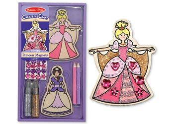 Melissa & Doug Create A Craft Princess Magnet.  Create your own gorgeous Magnets and keep them forever! $12.95 and in stock. Follow this link for more information http://www.shellstreasures.com.au/#!product/prd1/1222396941/melissa-%26-doug-create-a-craft-princess-magnets