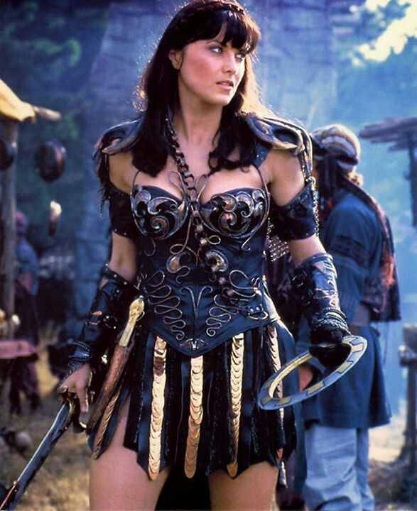 Xena, warrior princess ♡