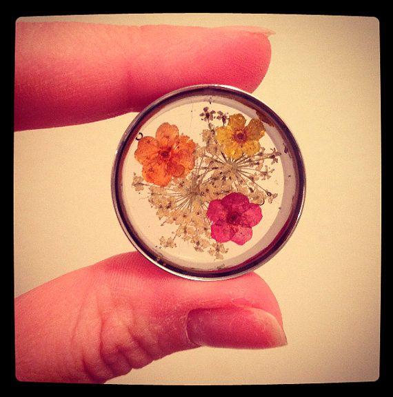 Girly Gauges Cute Gauges Feminine Plugs ear gauges by InGauged, $25.00