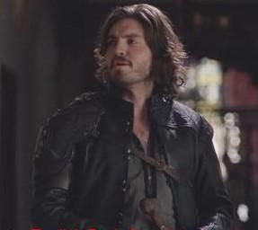 Tom Burke as Athos (The Musketeers, S3)