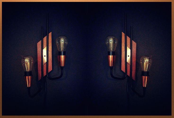 Vintage lamps, pic: Linn Solstad Karlsen