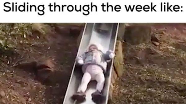 Jede verdammte Woche