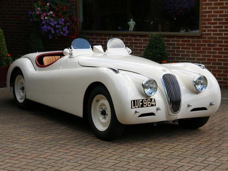 1952 Jaguar XK120 Period Competition Roadster  Travel In Style | #MichaelLouis - www.MichaelLouis.com