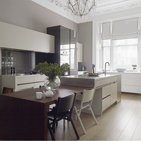Islands Dining Room: Best 25+ Family Kitchen Ideas On Pinterest