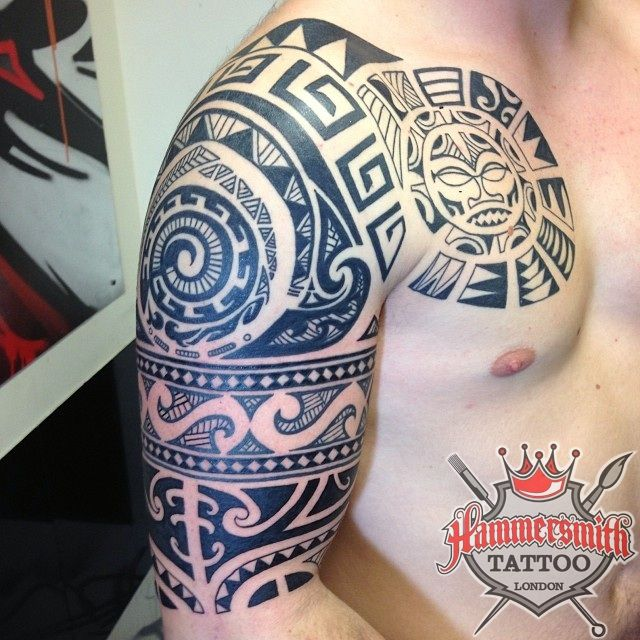 17 best images about polynesian tattoo design on pinterest samoan tattoo band tattoo and. Black Bedroom Furniture Sets. Home Design Ideas