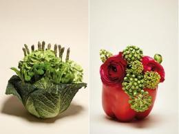 Centrotavola di.. verdure