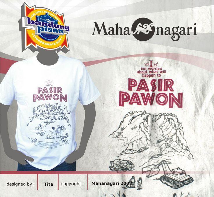 """""""Pasir Pawon"""" copyrights Mahanagari 2008"""