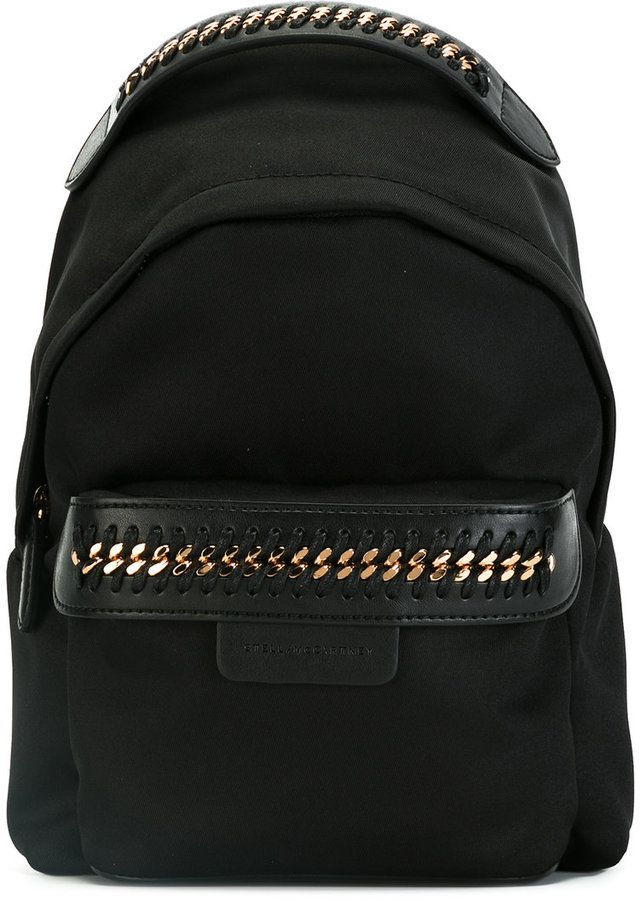 Stella McCartney mini Falabella GO backpack