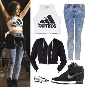 Becky g Style | LOVE HER | BECKY G BE AWESOME NOW A DAYS :D :*
