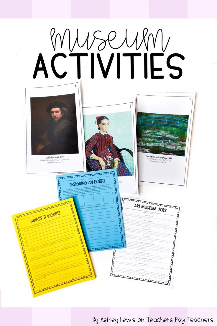 Art Museum Activities Art Museum Museum Jobs Artist Statement