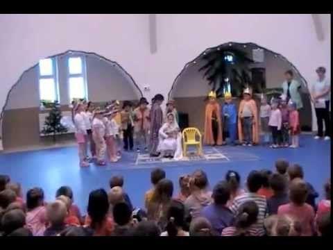 Betlehemes játék - Hajdúsámson Eszterlánc Óvoda - Napsugár csoport 2014....