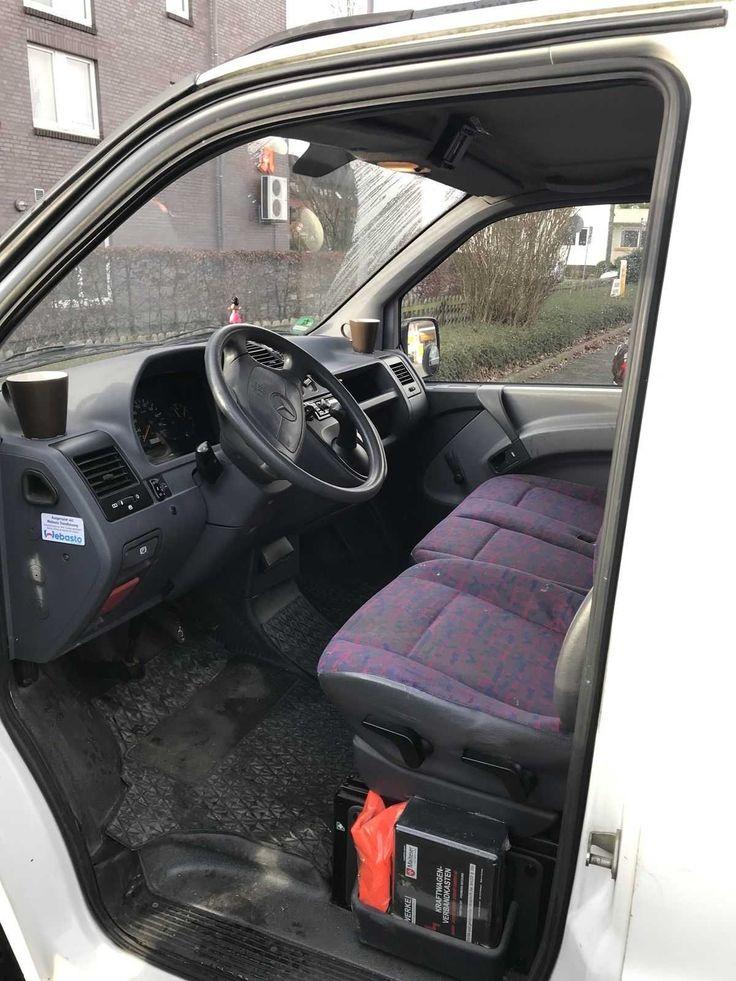 Mercedes-Benz Vito 108 Diesel LKW Geschlossen Kasten, Erstzulassung 21.05.96