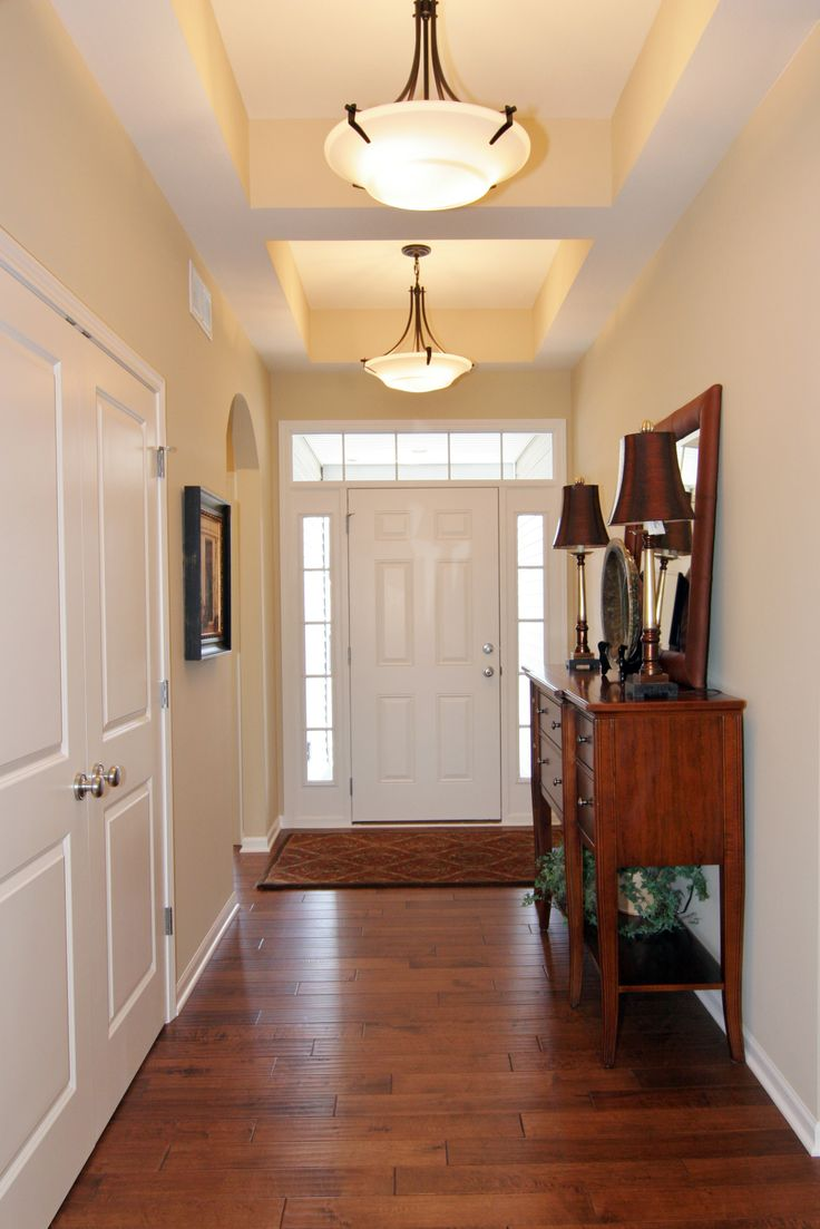 Oakland hills coffered ceilings coffer and front doors for Hardwood floors kalamazoo