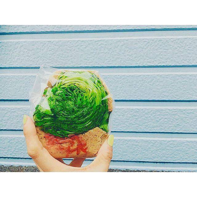 ・ *ピーナッツバター&ツナベジタブル* ・ シャキシャキ野菜とピーナッツバターが練りこまれたツナサラダが濃厚で美味しい◎ ただもう少しであごが外れる!笑 他のも食べてみたいな〜♡ ・ ・ #POTASTA  #sandwich  #vegetable #foodstagram  #foodpic #yellownails  #selfnail  #fashiongirl #mylifestyle  #model #aokimaya #ポタスタ #代々木上原 #サンドイッチ #ベジタブル #野菜 #野菜サンド #野菜好き #お昼ごはん #ランチ #ランチタイム #ライフスタイル #フォトジェニック #写真部 #日常の風景 #セルフネイル #イエローネイル #ファッション #モデル #蒼木まや