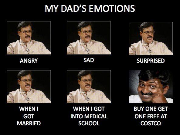 Funny Meme For Dad : The last face made me laughhh desi meme joke funny