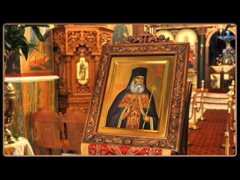 Ο Παρακλητικός Κανόνας του Αγίου Λουκά Αρχιεπισκόπου Συμφερουπόλεως και Κριμαίας του Ιατρού. Ο Αρχιεπίσκοπος Συμφερουπόλεως και Κριμαίας Λουκάς ο ιατρός και ...