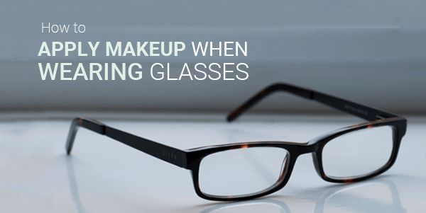 How To Apply Makeup When Wearing Glasses. The best makeup tips and product recommendations for girls who wear glasses. Buy online from Australian stockist Kiana Beauty.