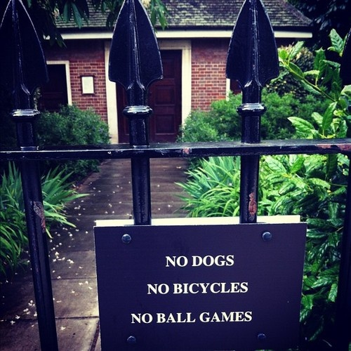 In other words - no fun @ LONDON