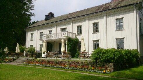Alsters herrgård in Karlstad, Värmland, Sweden - birthplace of tragic poet Gustaf Fröding