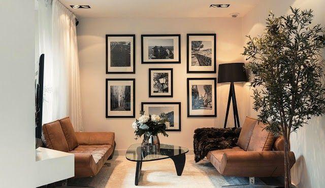 Apartamento de inspiração descontraída e casual