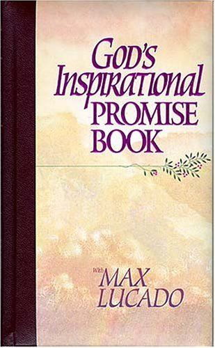 The Inspirational Study Bible by Max Lucado | LibraryThing