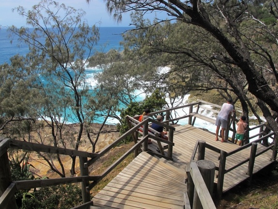 5 Things to do on Straddie | #4: Walk the gorge