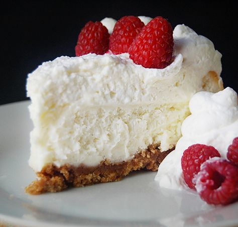 Vegan Vanilla Bean Cheesecake is to die for! Every bit as good as the real thing minus the dairy!