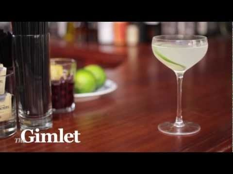 Quick how-to videos on three classic cocktails, the Martini, Vesper and Gimlet from the experts at Liquor.com!