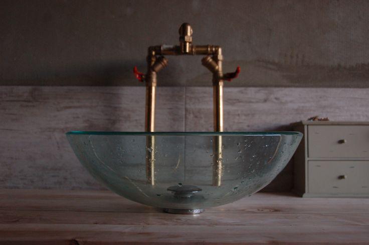 My brand new DIY faucet