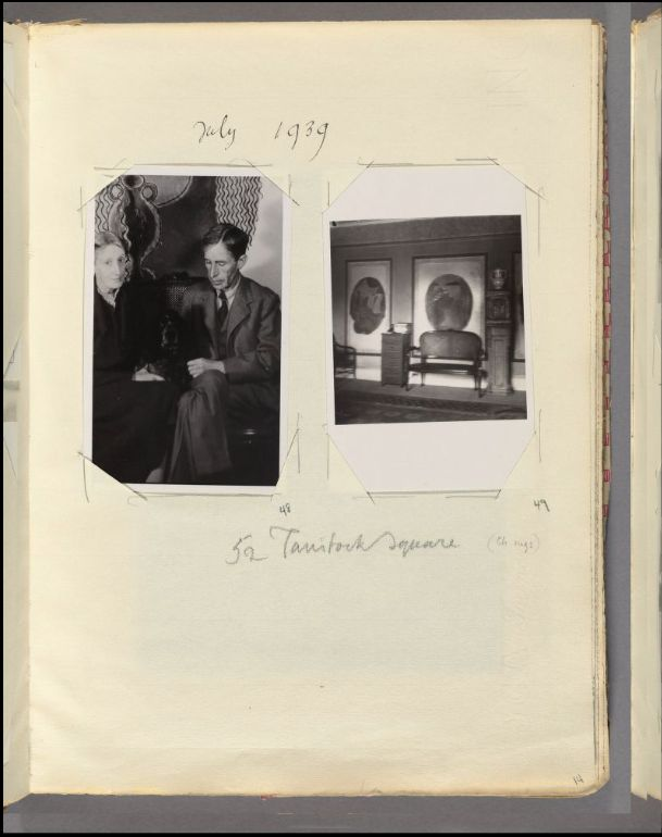 Virginia Woolf's Personal Photo Album Digitized & Put Online by Harvard: See Candid Snapshots of Woolf, Her Family, and Friends from the Bloomsbury Group | Open Culture